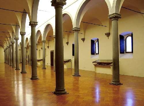 Монастырский музей Святого Марка. Флоренция