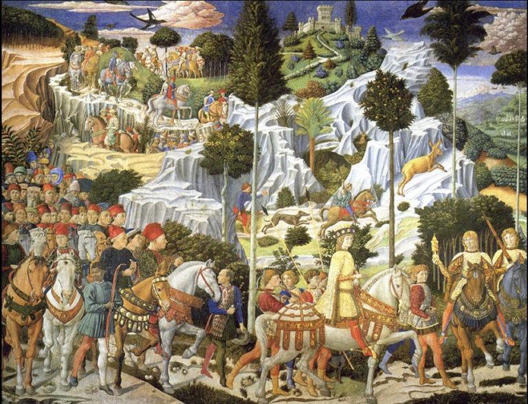Экскурсия «Итальянская фреска». Флоренция