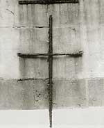 Мера длины шелка на кафедральном соборе Лукки.
