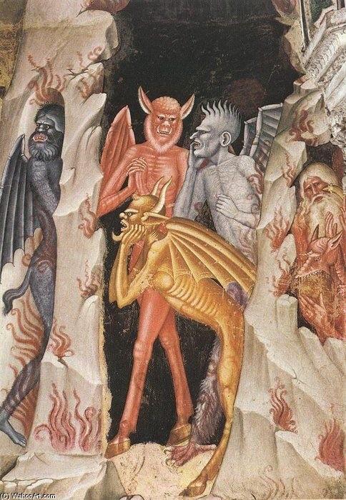 Фрески Андреа ди Бонаюто. 1365 год. Санта Мария Новелла, Флоренция