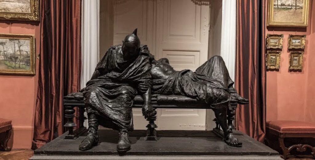 «Паразиты» Акилле д'Орси. Галерея Современного Искусства. Флоренция