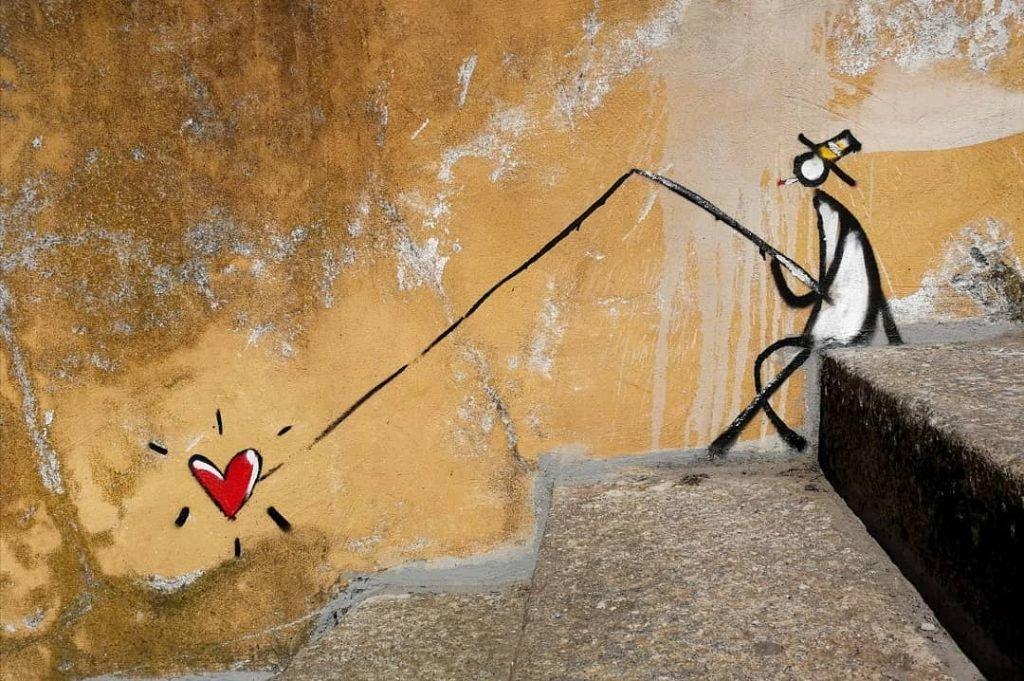 Детское искусство Exit/Enter. Street Art Флоренция