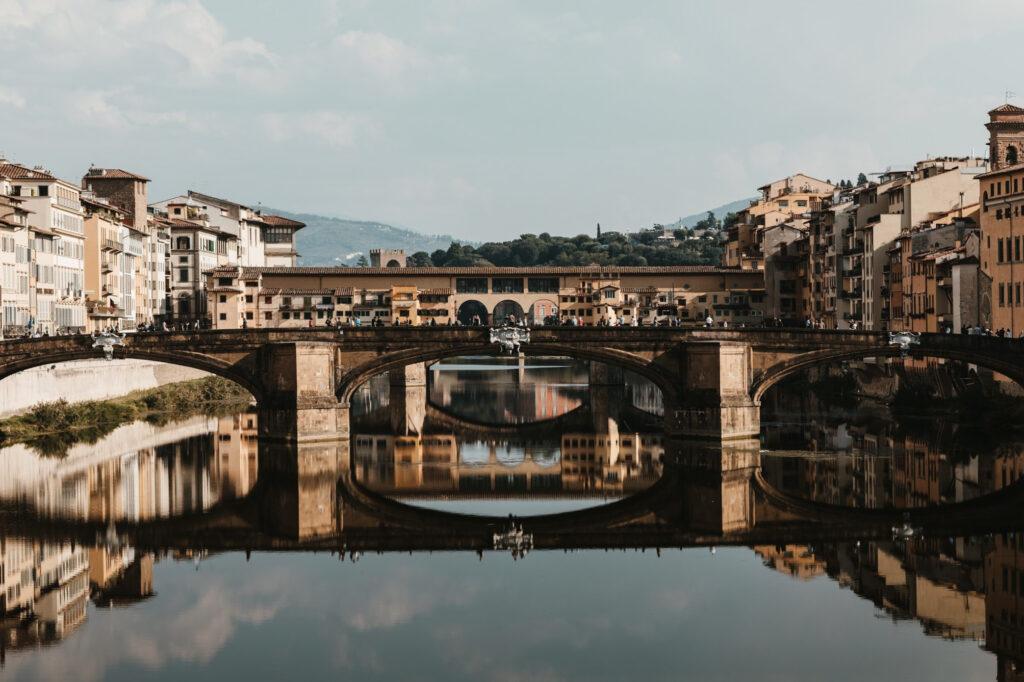 Старый Мост через Арно во Флоренции