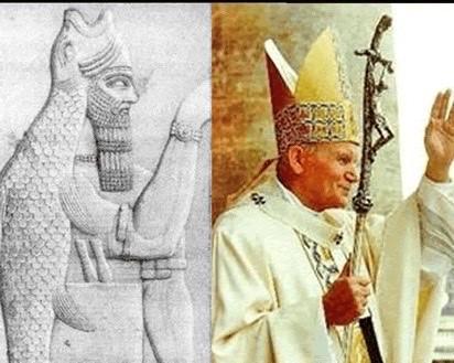Митра католического епископа