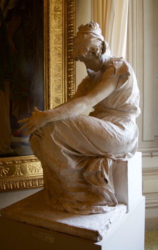 «Опимия» Эмилио Франчески. Галерея Современного Искусства, Флоренция