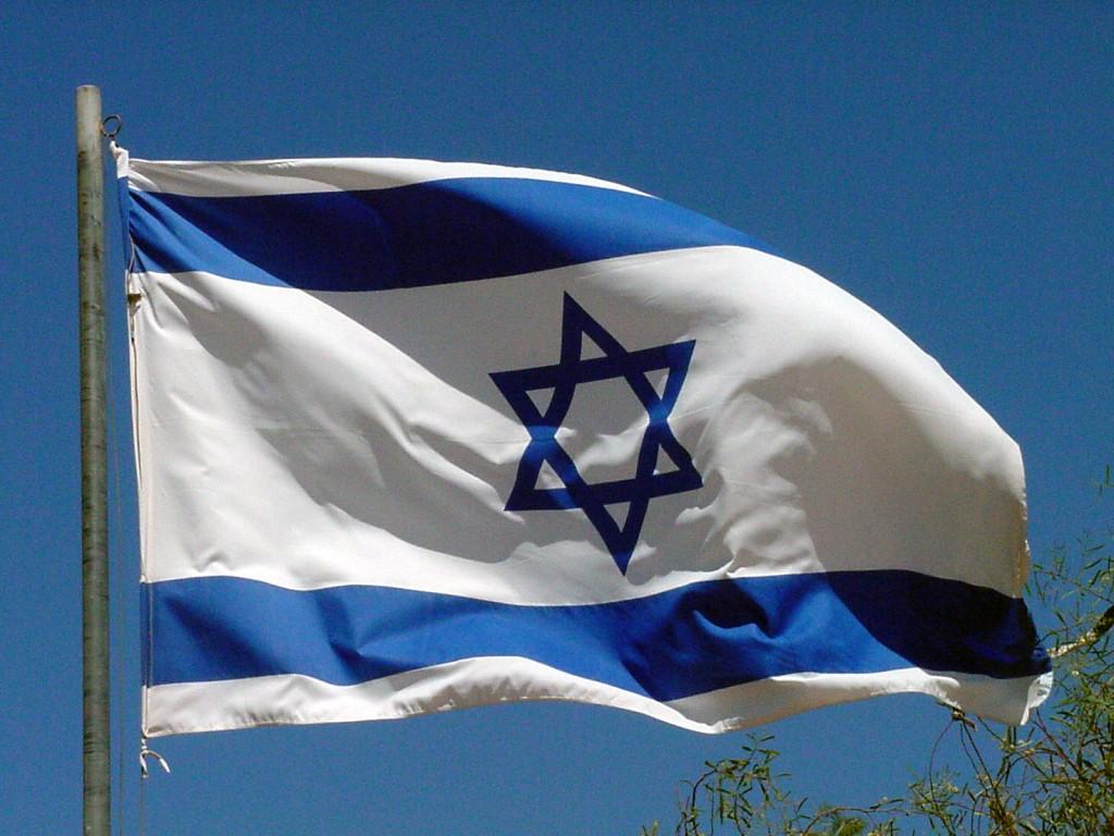 Звезда Давида на флаге Израиля