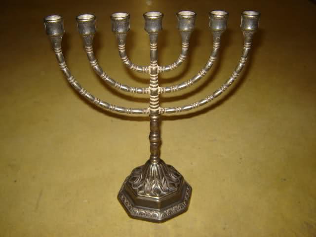 Минора - священный светильник